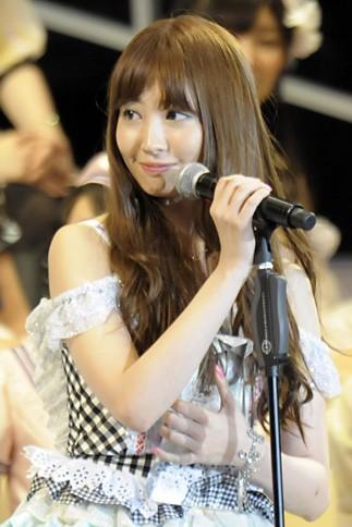 9位 AKB48 チームB 小嶋陽菜 67,424票