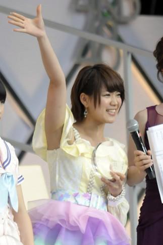 61位 AKB48 チームB 山内鈴蘭 11,808票
