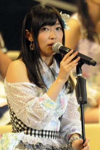 1位 HKT48 チームH(HKT48劇場支配人兼任) 指原莉乃 150,570票