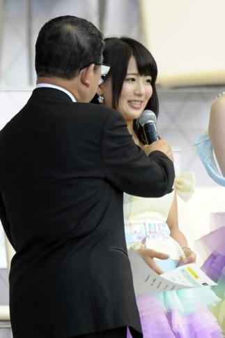 62位 元AKB48(卒業メンバー) 平嶋夏海 11,806票