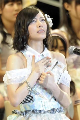 6位 SKE48 チームS(AKB48 チームK兼任) 松井珠理奈 77,170票