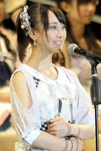 7位 SKE48 チームE 松井玲奈 73,173票