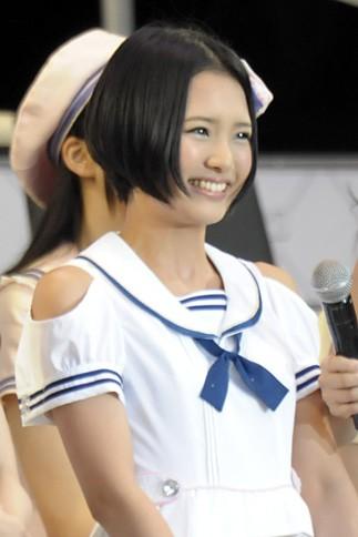37位 HKT48 チームH(AKB48 チームA兼任) 兒玉遥 18,145票