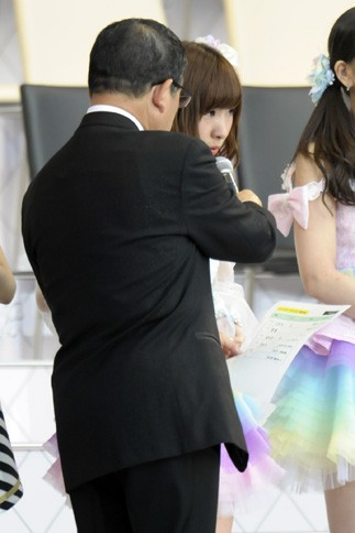 56位 AKB48 チームB 岩佐美咲 12,638票