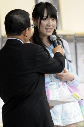 60位 AKB48 チームA 松井咲子 11,961票