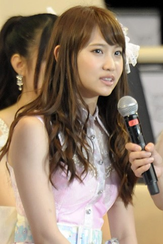 35位 AKB48 チームK 永尾まりや 18,978票