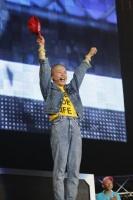 FUNKY MONKEY BABYS<br>『おまえ達との道 FINAL〜in 東京ドーム〜』の模様<br>DJケミカル