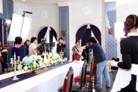 映画『黒執事』撮影現場レポート(c)2014 枢やな/スクウェアエニックス(c)2014 映画「黒執事」製作委員会<br>⇒