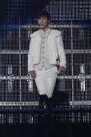 『東方神起 LIVE TOUR 2013 〜TIME〜』<br>ファイナル東京ドーム公演の模様 ユンホ