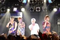 M.I.B(左からSIMS、5Zic、Young Cream、Kang Nam)