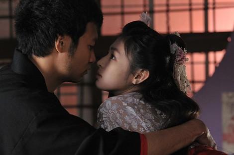 日南響子 映画『桜姫』インタビュー(C)2013「桜姫」製作委員会<br>⇒
