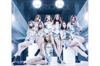 AFTERSCHOOLのシングル「Rambling girls/Because of you」【DVD(Rambling girls MUSIC VIDEO)付】