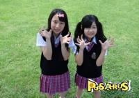 『全国「あまちゃん」マップ!あなたの町おこしキャンペーン』<br>熊本県代表\r POPSAURUS(ぽっぷざうるす)