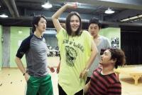 『兄弟は勇敢だった?!』稽古場の様子<br>韓国ミュージカル特集『若者文化の発信地、韓国・テハンノで活況を呈する創作ミュージカル』⇒