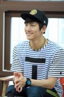 ドラマ『蒼のピアニスト』でおなじみの若手俳優チ・チャンウク<br>韓国ミュージカル特集『若者文化の発信地、韓国・テハンノで活況を呈する創作ミュージカル』⇒