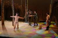 『女神様が見ている』日本公演より(C)アミューズ2014<br>韓国ミュージカル特集『若者文化の発信地、韓国・テハンノで活況を呈する創作ミュージカル』⇒