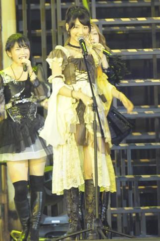 『AKB48 2013真夏のドームツアー』東京ドーム公演1日目の模様 柏木由紀