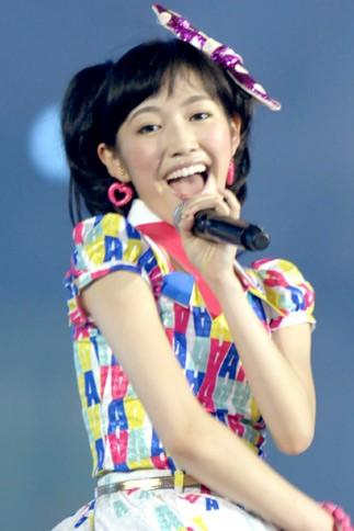 『AKB48 2013真夏のドームツアー』東京ドーム公演1日目の模様 渡辺麻友