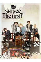 SHINeeのアルバム『THE FIRST』【通常盤】