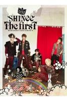 SHINeeのアルバム『THE FIRST』【初回生産限定盤】D+DVD