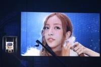 『AKB48 2013真夏のドームツアー』東京ドーム公演最終日の模様 スクリーンに映る板野友美