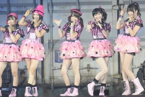 『AKB48 2013真夏のドームツアー』東京ドーム公演最終日の模様
