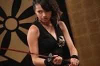 二階堂ふみ 映画『地獄でなぜ悪い』インタビュー(C)2012「地獄でなぜ悪い」製作委員会<br>⇒
