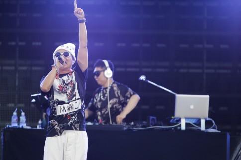 『a-nation 2013 stadium fes.』東京公演<br>2日目 m-flo