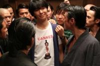 長谷川博己 映画『地獄でなぜ悪い』インタビュー(C)2012「地獄でなぜ悪い」製作委員会<br>⇒