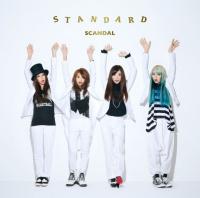 SCANDALのアルバム『STANDARD』【通常盤】