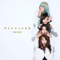 SCANDALのアルバム『STANDARD』【初回生産限定盤】