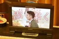 潔く柔く特集『長澤まさみ&岡田将生の長くハードな一日!? 完成披露イベント舞台裏に密着☆』<br>⇒