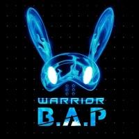 B.A.P 日本デビューシングル「WARRIOR」(Type-B)