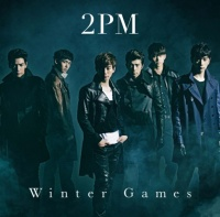 2PMのシングル「Winter Games」【初回生産限定盤B】