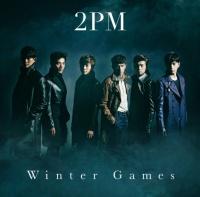 2PMのシングル「Winter Games」【通常盤】
