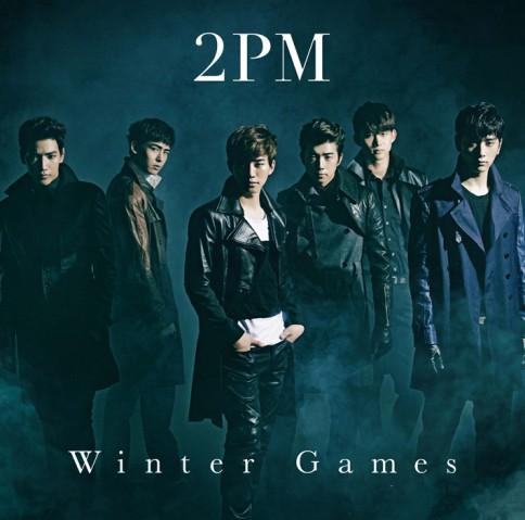 2PMのシングル「Winter Games」【初回生産限定盤B】