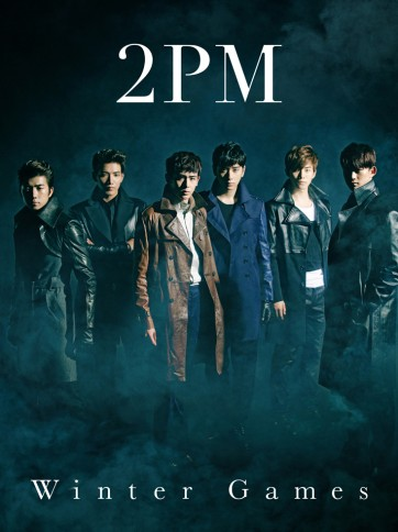 2PMのシングル「Winter Games」【初回生産限定盤A】
