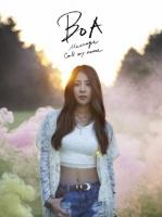 BoAのシングル「Message/Call my name」【初回限定生産版DVD付】