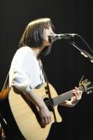 『oricon Sound Blowin'2013〜autumn〜』に出演した<br>新山詩織