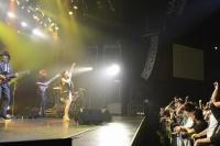 『oricon Sound Blowin'2013〜autumn〜』に出演した<br>Serena