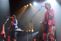 今年も開催!『oricon Sound Blowin'2013〜autumn〜』に出演した<br>TarO&JirO