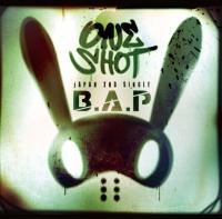 B.A.P シングル「ONE SHOT」(Type-B)