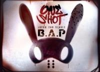 B.A.P シングル「ONE SHOT」(Type-A)