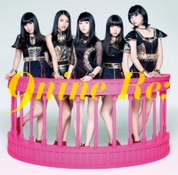 9nineのシングル「Re:」【通常盤】