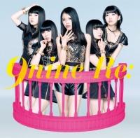 9nineのシングル「Re:」【初回限定生産盤D】