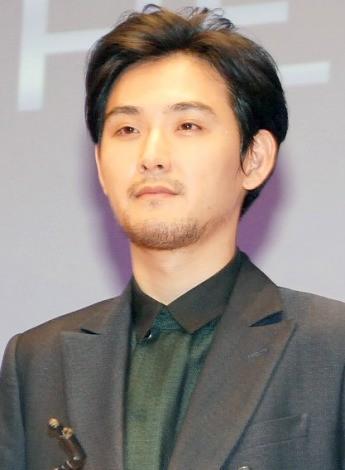 『2013年 ブレイク俳優ランキング』<br>5位の松田龍平<br>(C)ORICON NewS inc.
