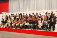 『第64回NHK紅白歌合戦』発表会見の模様