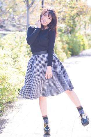 増田有華 交響劇『船に乗れ!』インタビュー(写真:鈴木一なり)<br>⇒