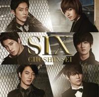 超新星のアルバム『SIX』【初回盤】
