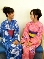 TBS(左から)吉田明世、古谷有美 両アナウンサー<br><b>